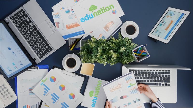 Edunation LMS Investment Round A